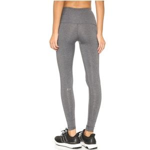 Splits59 High Waisted Leggings Heather Grey